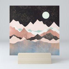 Midnight Stars Mini Art Print
