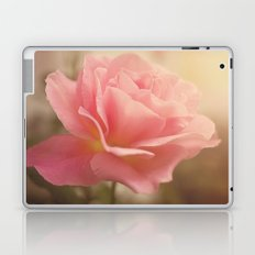 Love is much like a wild rose....... Laptop & iPad Skin