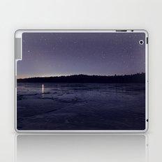 Zodiacal Light on the Lake Laptop & iPad Skin