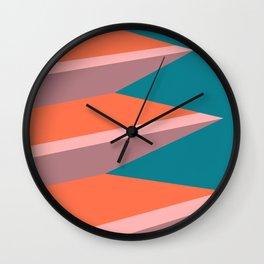 Poolside II Wall Clock
