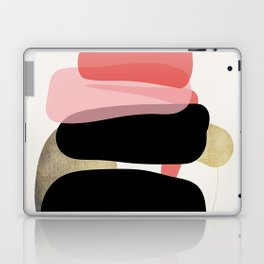 Modern minimal forms 1 Laptop & iPad Skin