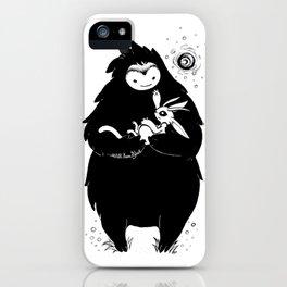 Maternal Love iPhone Case