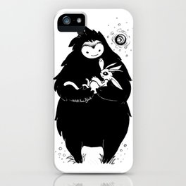 Maternal Love iPhone Case
