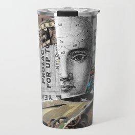 Psychopharmaceutical Collage Travel Mug