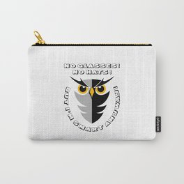CUTE SMART OWL Carry-All Pouch