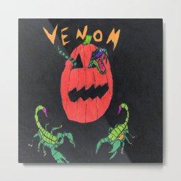 """Venom"" Metal Print"