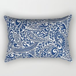 Hawaiian tribal pattern III Rectangular Pillow