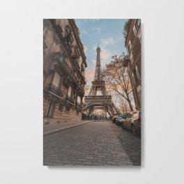 Paris 65 Metal Print