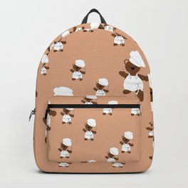 Teddy Bear Cook Backpack