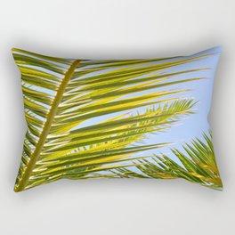 palm frond Rectangular Pillow