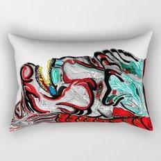 Akaname Rectangular Pillow