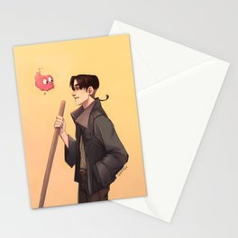 That Young Spacer Stationery Cards