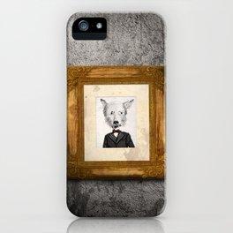 My name is not Harry Heller (No me llamo Harry Heller) iPhone Case