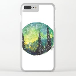 Identify The Infinity Clear iPhone Case