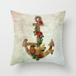 our fate Throw Pillow