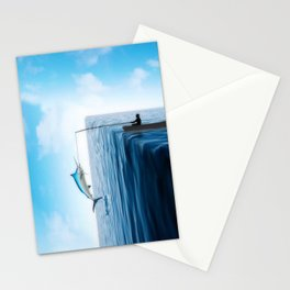 Fisherman's Edge Stationery Cards