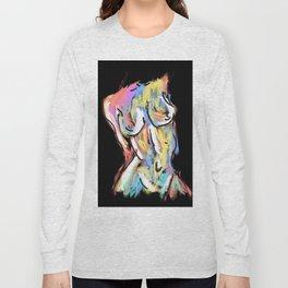 The Female Form Long Sleeve T-shirt
