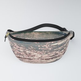 Sparkle Morning Sea Fanny Pack