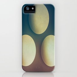Third Cue  iPhone Case
