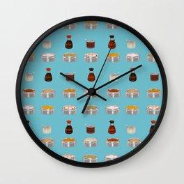 Dim Sum for Days Wall Clock