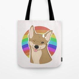 PRIDE Dog Tote Bag