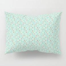 Raindrop Confetti Pillow Sham