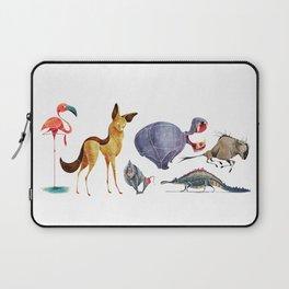 African animals 3 Laptop Sleeve