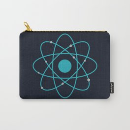 Atom, Molecules, DNA, Science decor, science class Carry-All Pouch