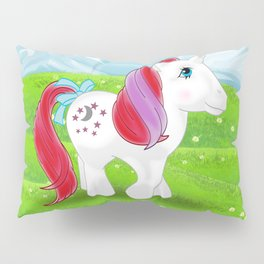 g1 my little pony Moondancer Pillow Sham