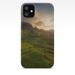 Mesmerized By the Quiraing VI iPhone Case