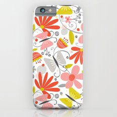 Busy Butterflies iPhone 6s Slim Case