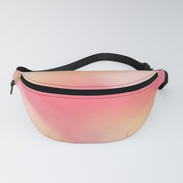 Colourful patern in bright colours Fanny Pack
