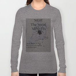 The SocialMisfits // NGH Long Sleeve T-shirt