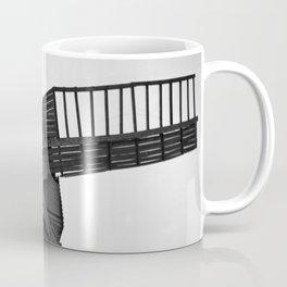 Wooden Windmill Coffee Mug