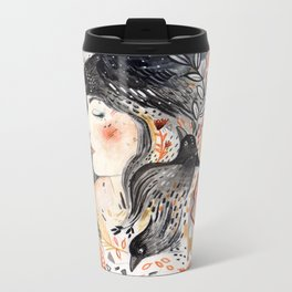 Crows & I Metal Travel Mug