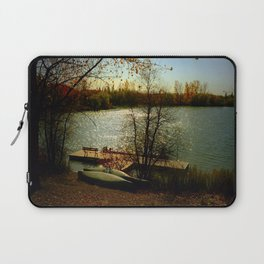 It Was A Good Day Laptop Sleeve