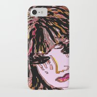 doll iPhone & iPod Cases featuring doll by sladja