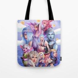 ADC Girlies Tote Bag