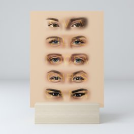 GIRLS SQUAD Mini Art Print