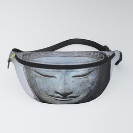 Crowned Buddha Fanny Pack