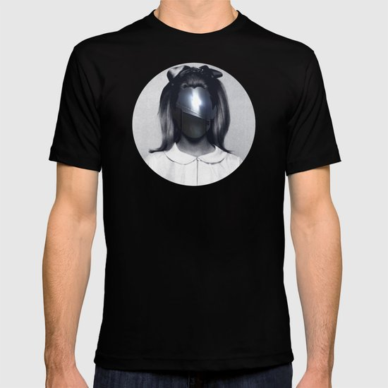 Fear collage T-shirt