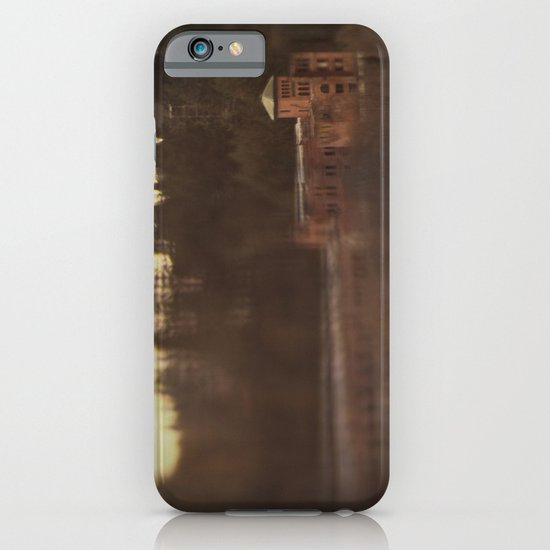 Old brewhouse iPhone & iPod Case