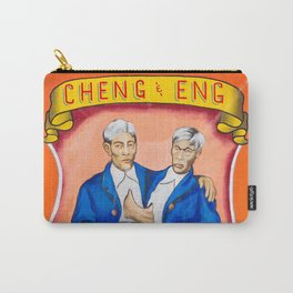 Cheng & Eng Sideshow Banner Carry-All Pouch