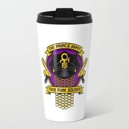 TPA Crest - True Funk Soldier (Reverend design #1) Travel Mug