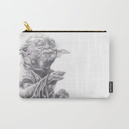 Yoda sketch Carry-All Pouch