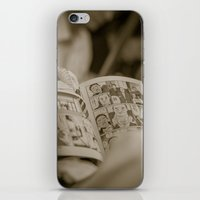 manga iPhone & iPod Skins featuring manga by gorkarcophoto
