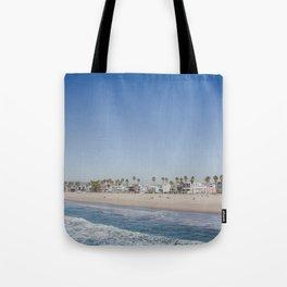 California Dreamin - Venice Beach Tote Bag