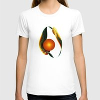 karu kara T-shirts featuring New Life by Klara Acel