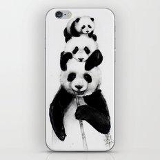 Pand-erations iPhone & iPod Skin