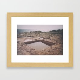 gozo Framed Art Print